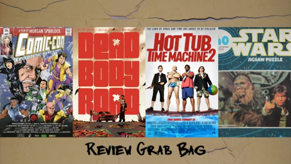 Review Grab Bag 11-4-15